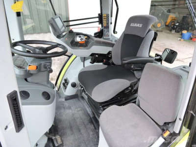 CLAAS ARION 630 CEBIS | MG TRUCK